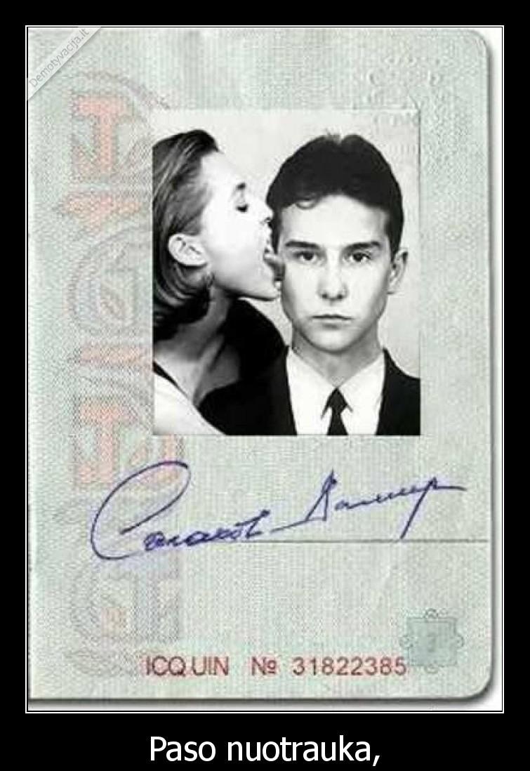 Картинки приколы в паспорте, открытка стала